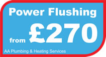 power flushing central heating